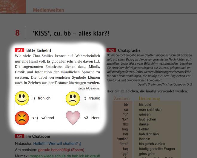 Smiley Erklärung nach Tilo Hensel