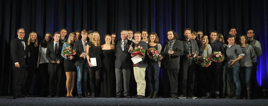 Gewinner der Filmschau-BW 2013 (Foto: Frank von zur Gathen)