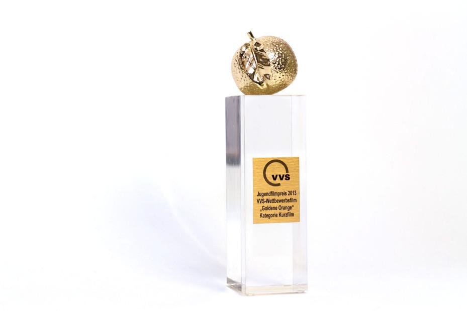 "Jugendfilmpreis 2013: VVS-Wettbewerb ""Goldene Orange"" - Kategorie Kurzfilm"