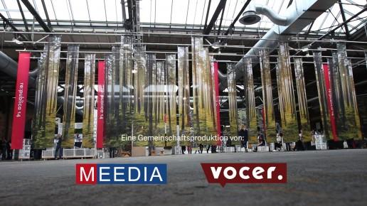 Eine Gemeinschaftsproduktion von MEEDIA & VOCER