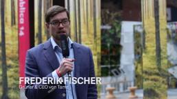 Frederik Fischer, Gründer & CEO von Tame